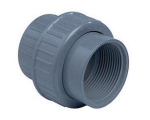 "1.5"" Inch Socket Unions (Glue-Female thread) - SKS Wholesale"