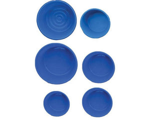"24 Dia x 10"" Blue Inspection Bowl"" - SKS Wholesale"