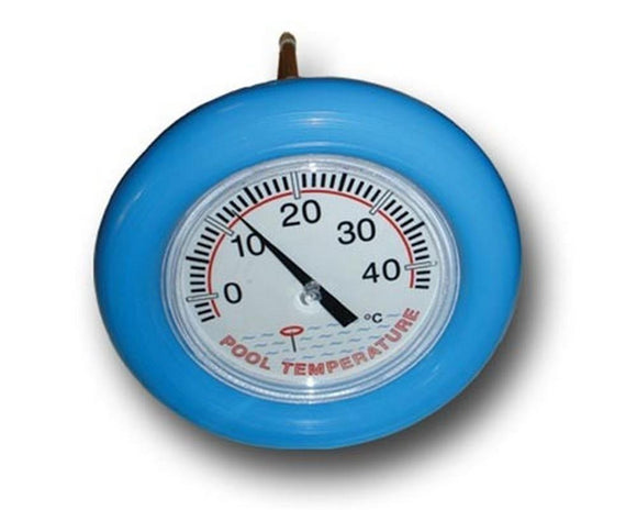 Big Blue Wheel Type Thermometer - SKS Wholesale