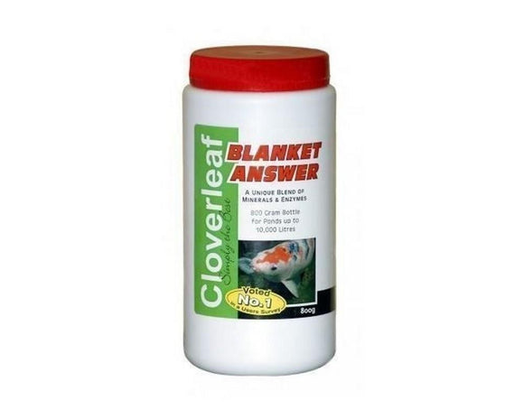Cloverleaf Blanket Answer - SKS Wholesale