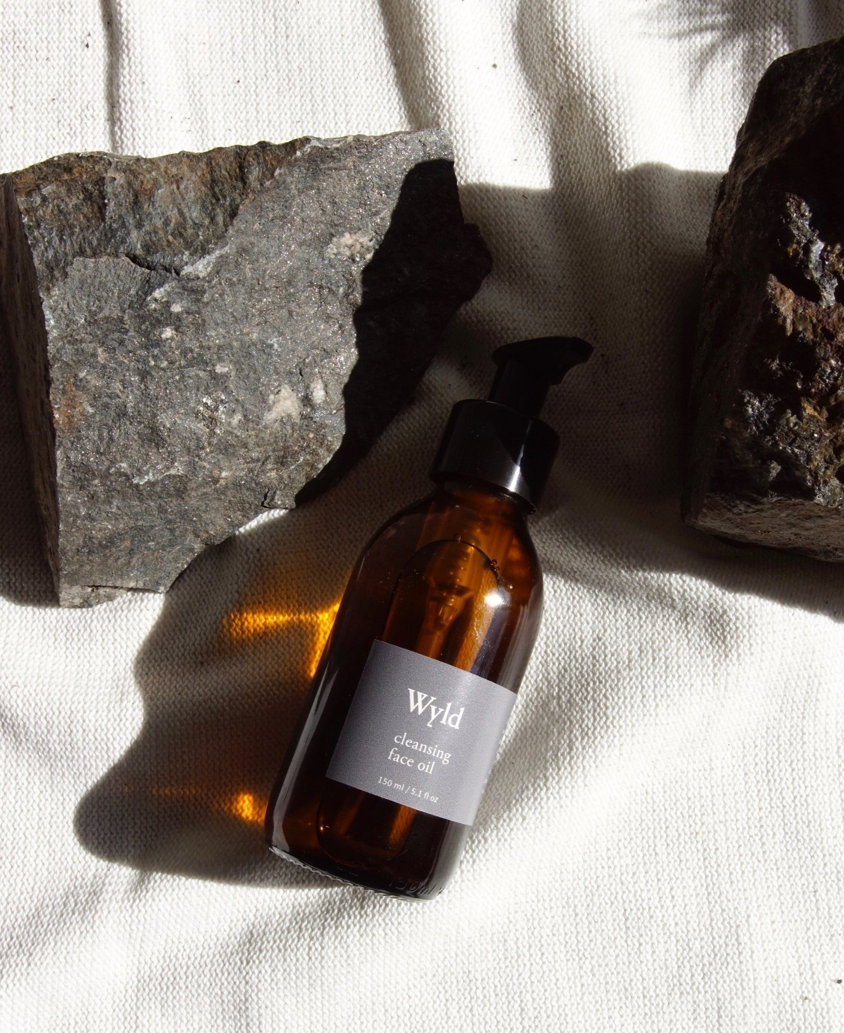 Cleansing Face Oil