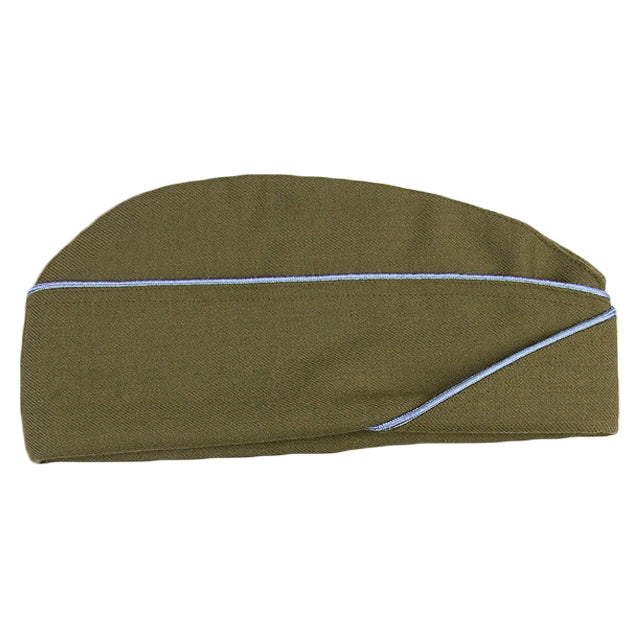 U.S. Army WWII Garrison Cap, Enlisted Issued Style