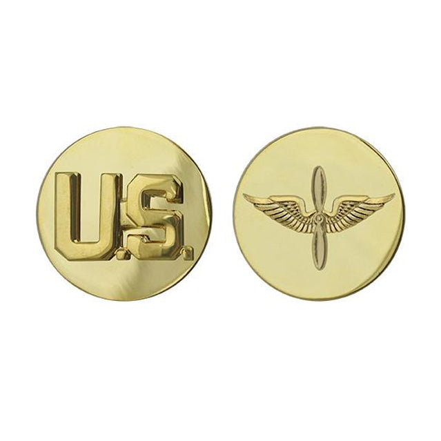 U.S. Aviation & U.S. Collar Device, Enlisted
