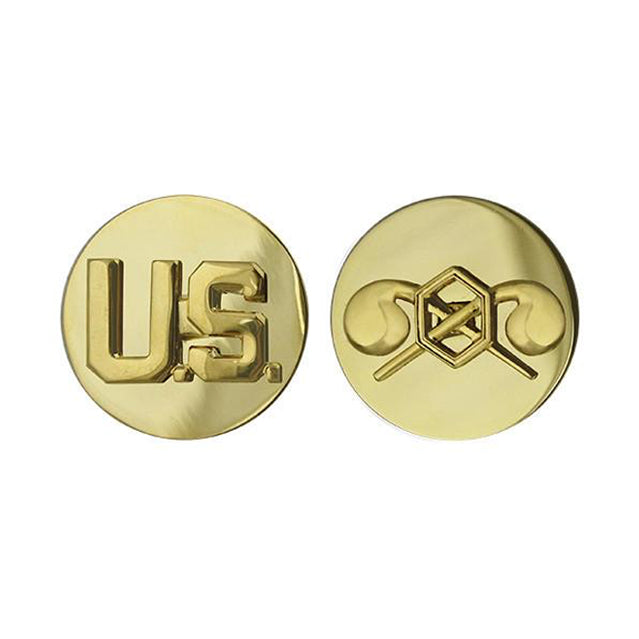 U.S. Chemical & U.S. Collar Device, Enlisted
