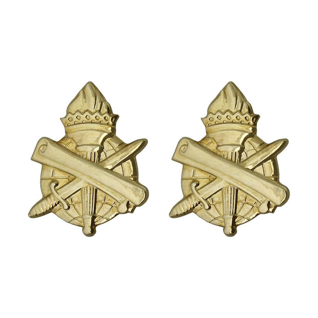 U.S. Army Civil Affairs Collar Devices, Officer