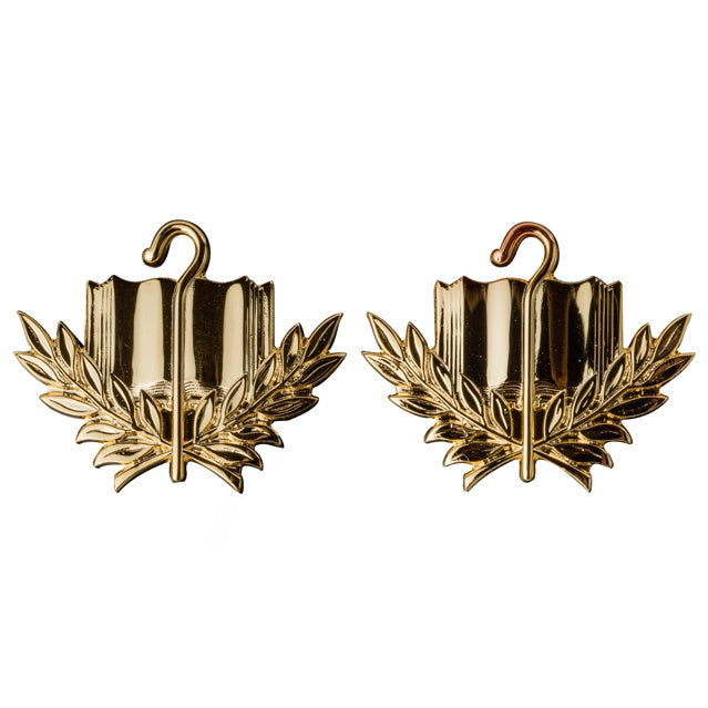 U.S. Army Chaplain Candidate Collar Devices, Officer