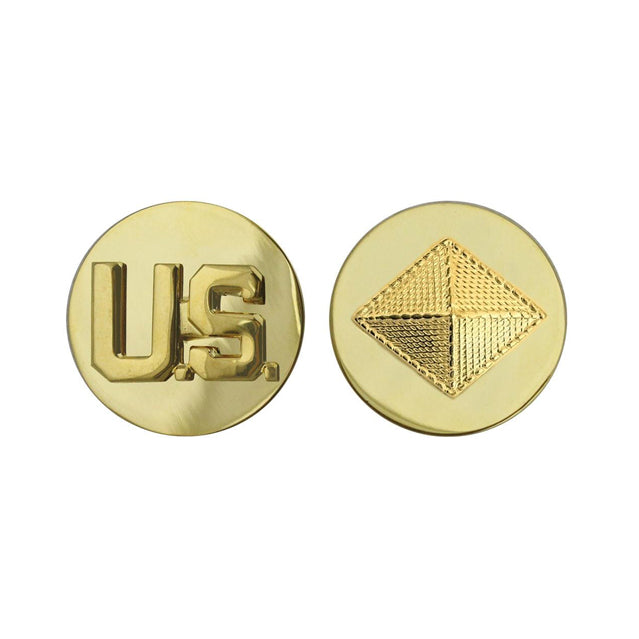 U.S. Finance & U.S. Collar Device, Enlisted