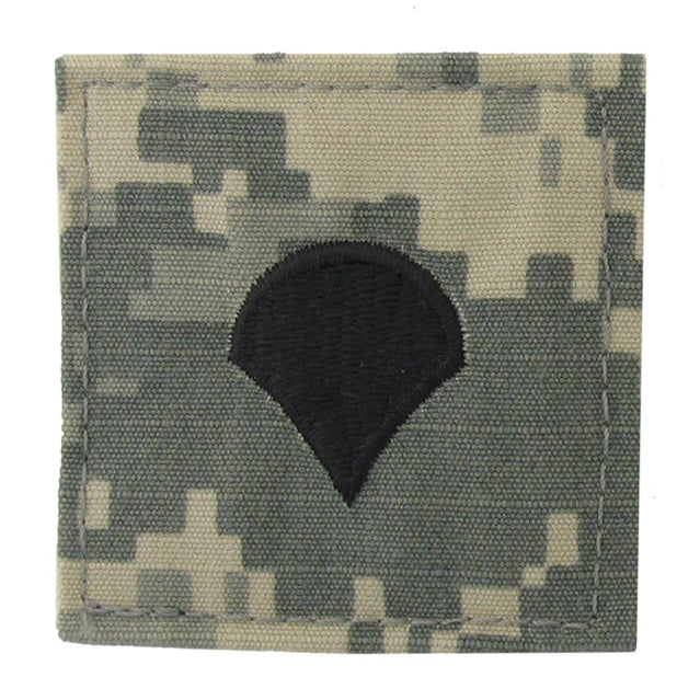 U.S. Army Specialist E-4 Rank, OCP or ACU