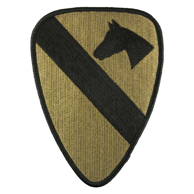 1st Cavalry Division Patch, OCP