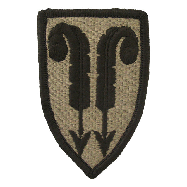 22nd Support Command Patch, OCP