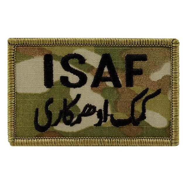 ISAF (International Security Assistance Force) Patch, OCP