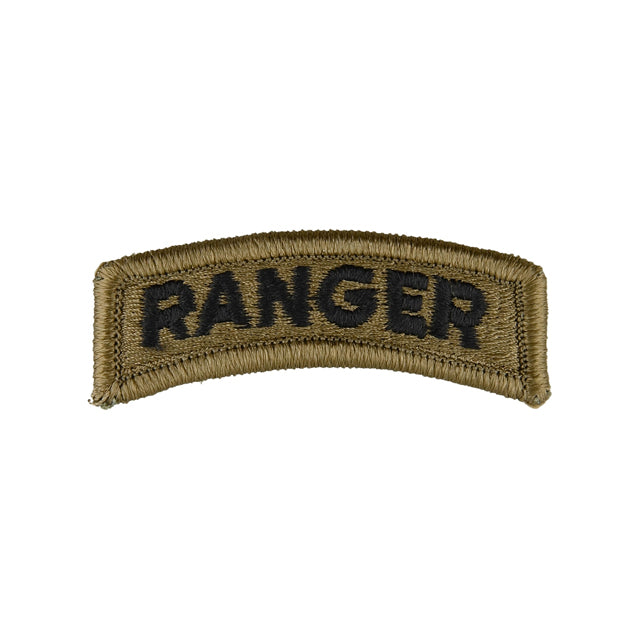 Ranger Tab Patch, OCP