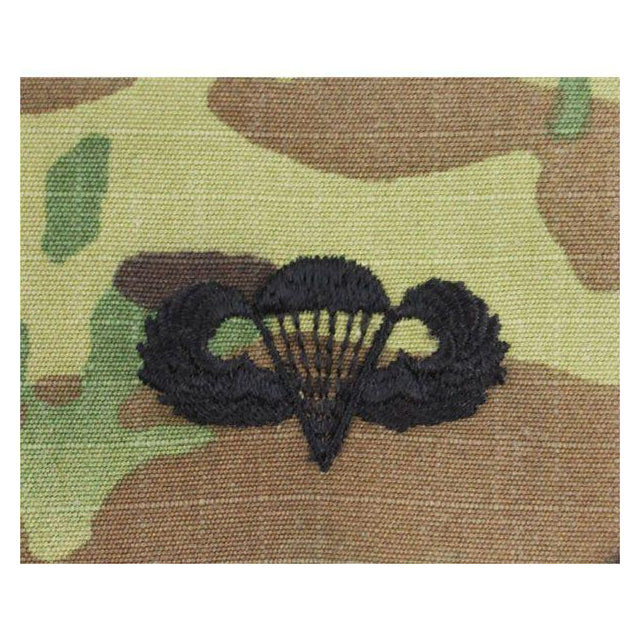 U.S. Army Sew-On Basic Parachutist Badge, OCP