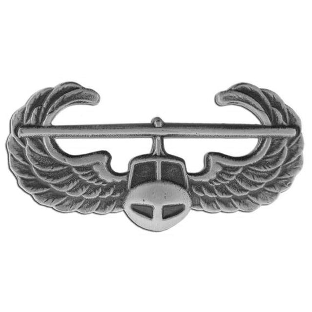 Air Assault Badge, Oxidized