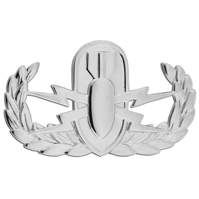 Explosive Ordinance Disposal Basic Badge, Sta-Brite