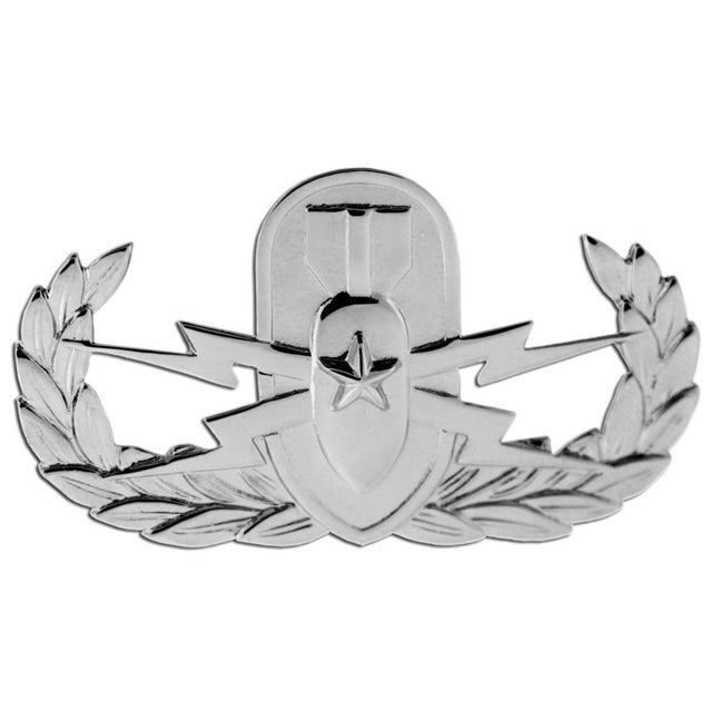 Explosive Ordinance Disposal Senior Badge, Sta-Brite