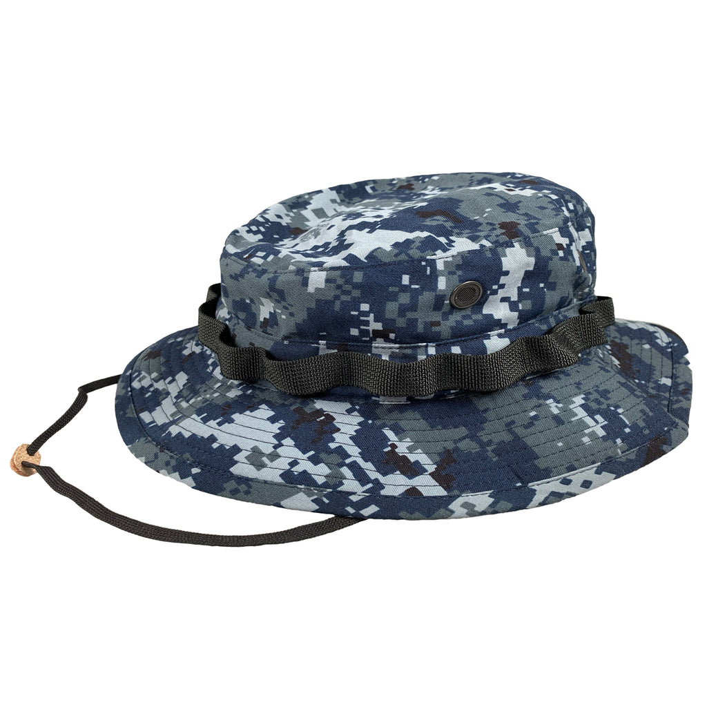 U.S. Navy Boonie Hat, NWU Type I Digital