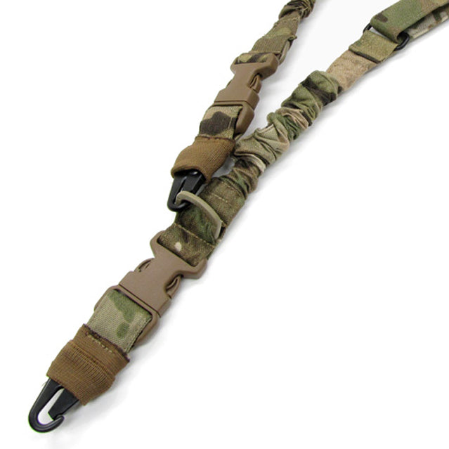 1-Point to 2-Point Versatile Rifle Sling, MultiCam