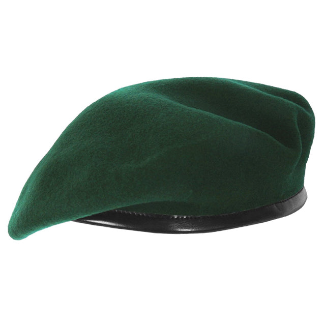 U.S. Army Special Forces Green Wool Beret