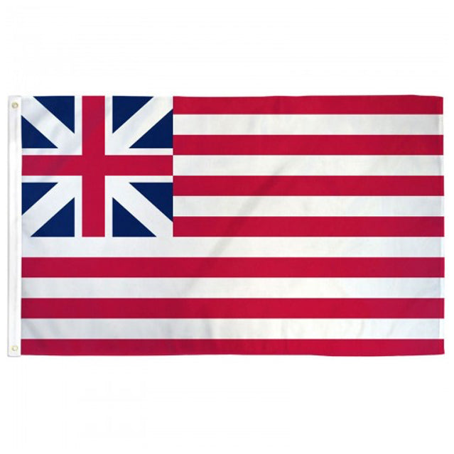 Grand Union 3'x5' Flag, Polyester
