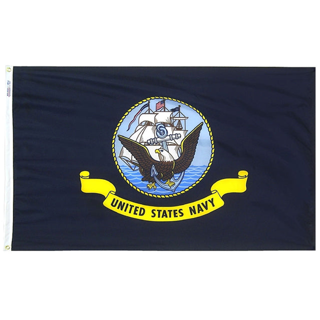 U.S. Navy Flag, Heavy-Duty Nylon