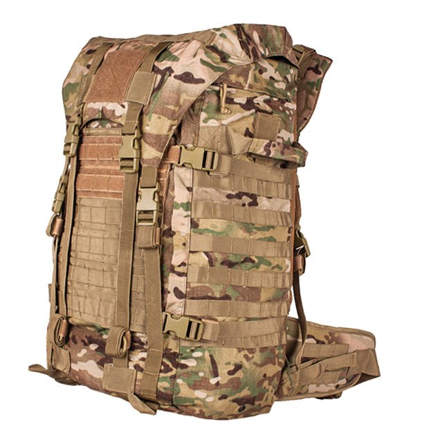 Alpine Warfare Large Rucksack, MultiCam