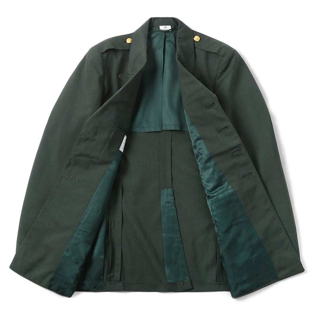 U.S. Army Green Class-A Dress Coat