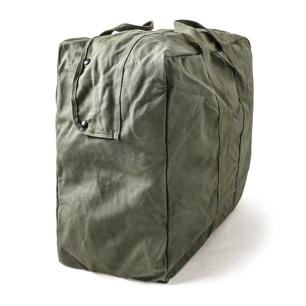 U.S. Military Flyer's Kit Bag, Canvas