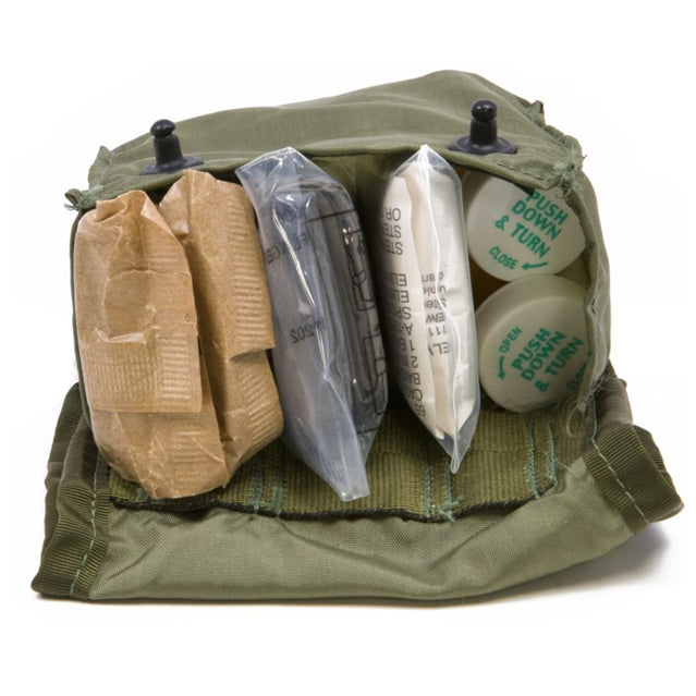 U.S. Military Individual First Aid Kit, ALICE