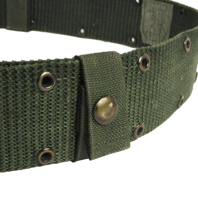 U.S. GI Pistol Belt, LC-2 Black Buckle