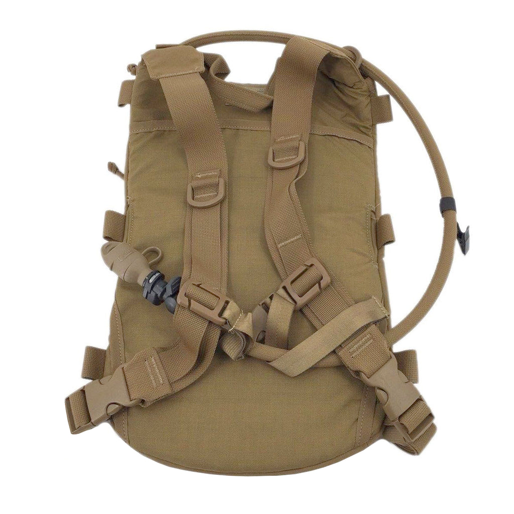 U.S. Marine Corps FILBE Hydration System, Coyote Brown