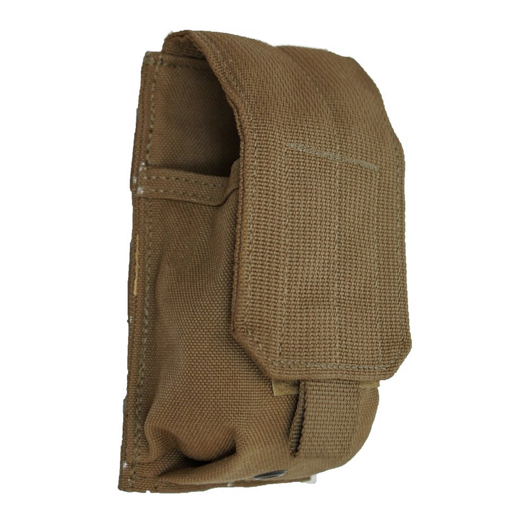 U.S. Marine Corps Multi-Grenade Pouch, Coyote Brown