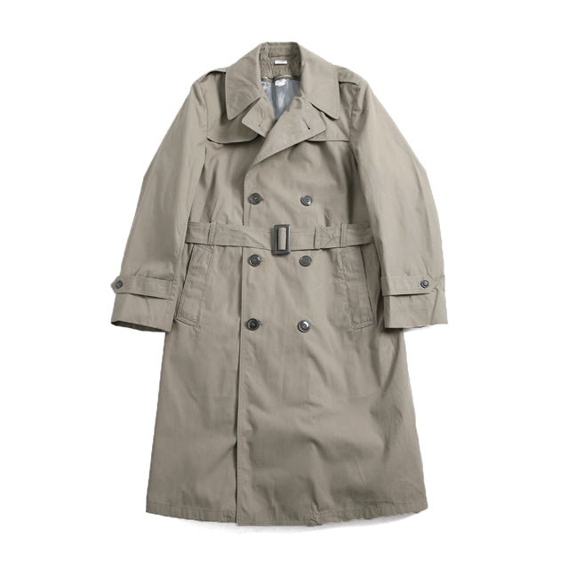 U.S. Marine Corps All-Weather Trench Coat, Pewter