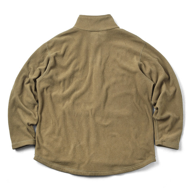 U.S. Marines Polartec Fleece Jacket, Coyote Brown