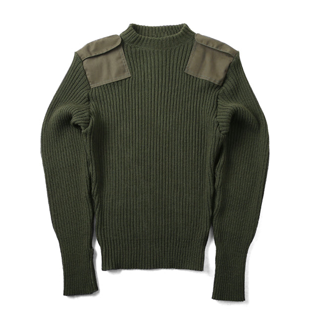 U.S. Marine Corps Wool Sweater, OD Green