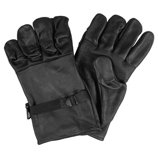 U.S. Military D3-A Leather Gloves