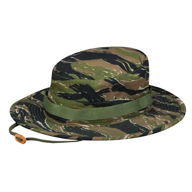 U.S. Military Tiger Stripe Boonie Hat
