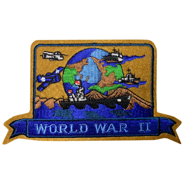 World War II Ocean Patch