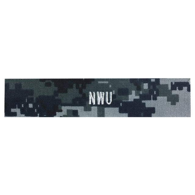 Custom U.S. Navy NWU Name Tape