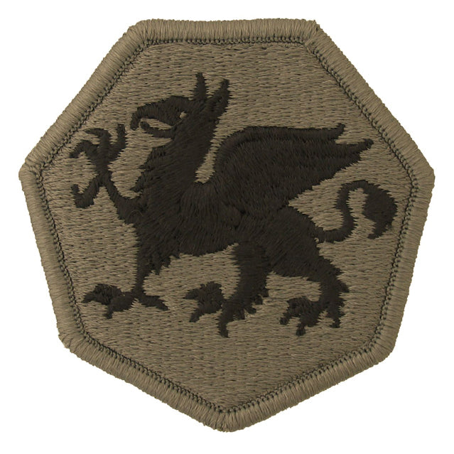 108th Training Command Patch, OCP
