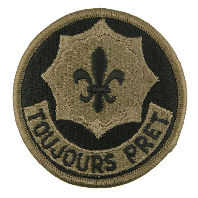 2nd Cavalry Regiment Patch, OCP