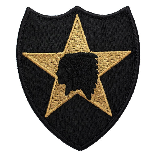 2nd Infantry Division Patch, OCP