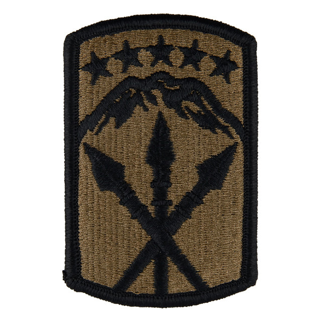 593rd Sustainment Brigade Patch, OCP