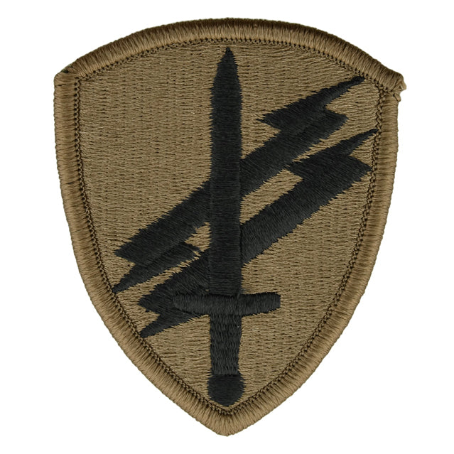 Civil Affairs Psychological Operations Patch, OCP