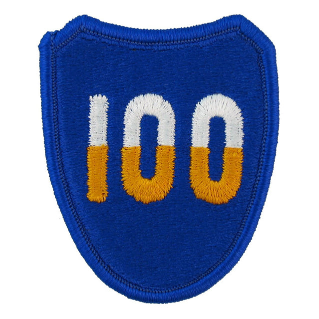 100th Infantry Division Patch, Color