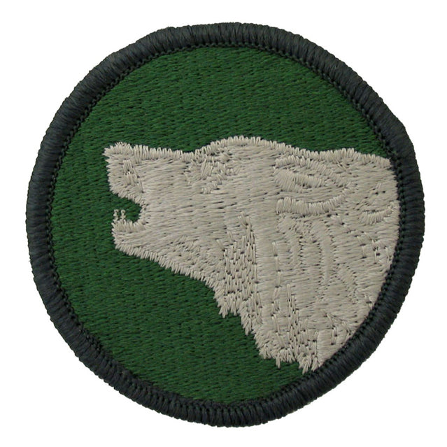 104th Infantry Training Division Patch, Color