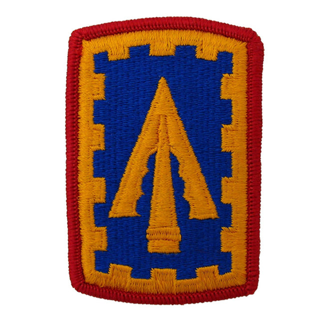 108th Air Defense Artillery Brigade Patch, Color