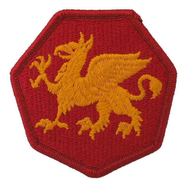 108th Training Command (IET) Patch, Color