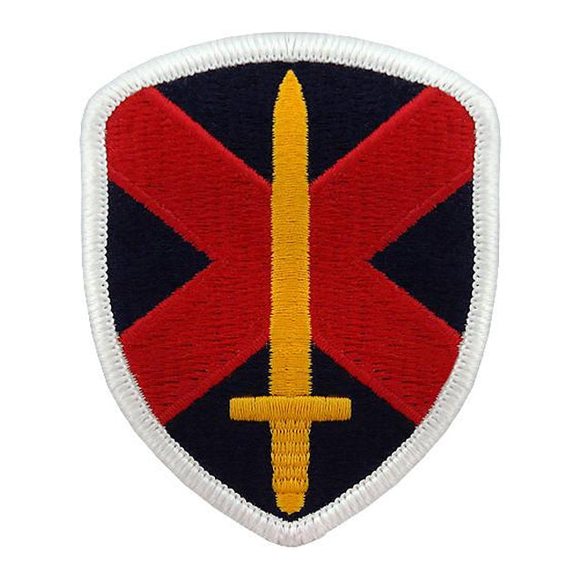 10th Personnel Command Patch, Color