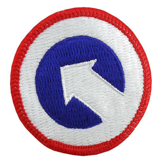 1st Sustainment Command Patch, Color